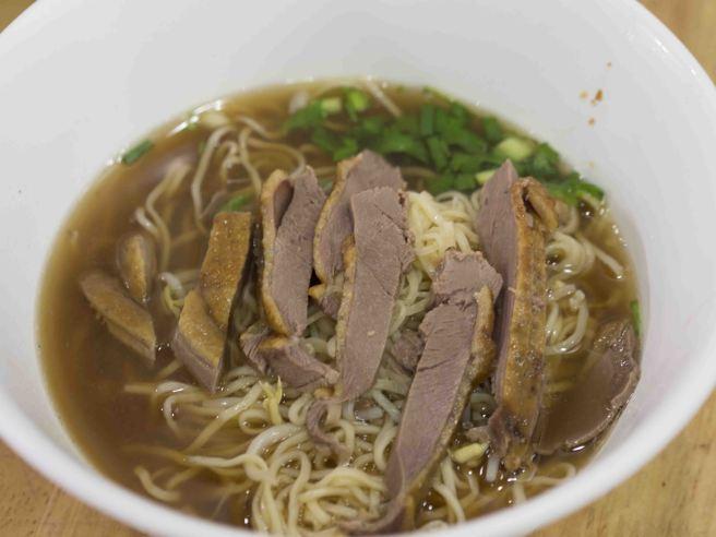 Palo Duck Noodle Soup